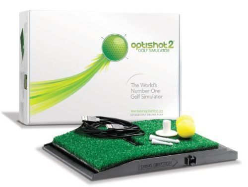 Golfsimulator OptiShot2 GolfSyndicate Indoorgolf