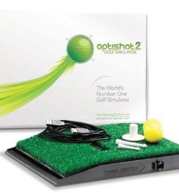 Golfsimulator OptiShot GolfSyndikat Indoorgolf