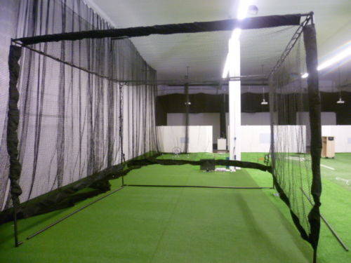 Golfsyndikat Golfsimulatorbox Skytrak Indoorgolf Game Improvement