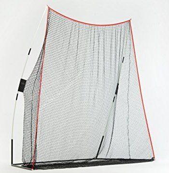 Golfsimulator Netzabschlag GolfSyndicate Indoorgolf