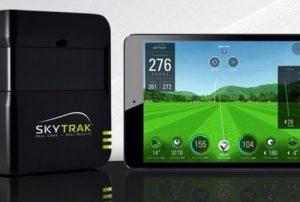 DrivingRange Golfsyndikat Golfsimulator Skytrak Indoorgolf