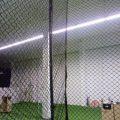 Golfsyndikat Golfsimulator Skytrak Indoorgolf Netzkäfig Sicherheitsnetz