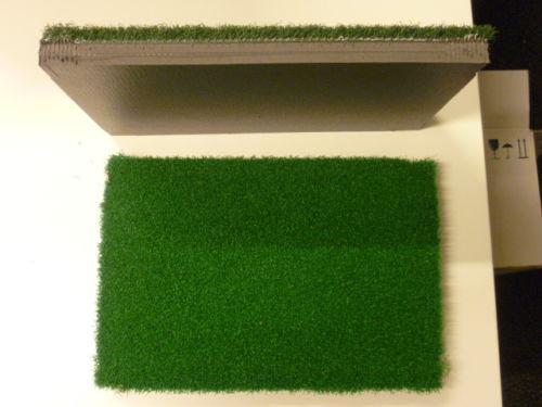 Golfsimulator OptiShot2 Abschlagmatte Pads Paar GolfSyndikat Indoorgolf