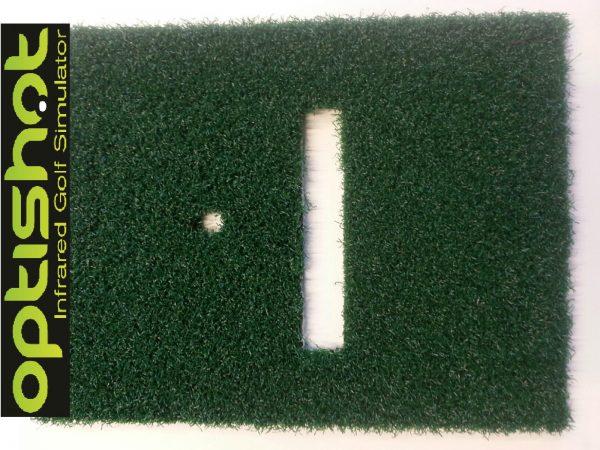 Indoorgolf Qualität günstig Abschlagmatte Ersatz