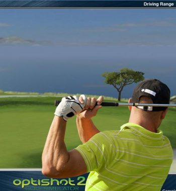 Pebblebeach Golfsimulator OptiShot GolfSyndikat Indoorgolf