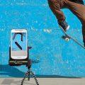 iphone Smartphone Halterung Training Gadget Stativ schwarz