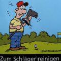 Golfsyndikat Schlägerputztuch Tooto Gadget Indoorgolf Company