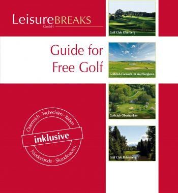 günstig Greenfee 2for1 kaufen GolfSyndikat Gutscheinbuch LeisureBreaks 2019