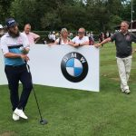 Beef Johnston BMW Open 2019 Clinic PGA