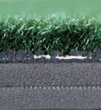 Matte seitlicher Aufbau Detail