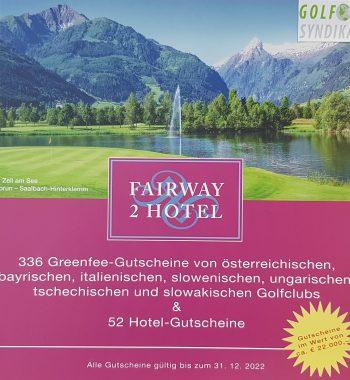 Fairway2Hotel 2022 2for1